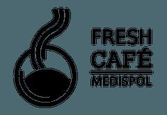 Fresh Café Logo verzia 3