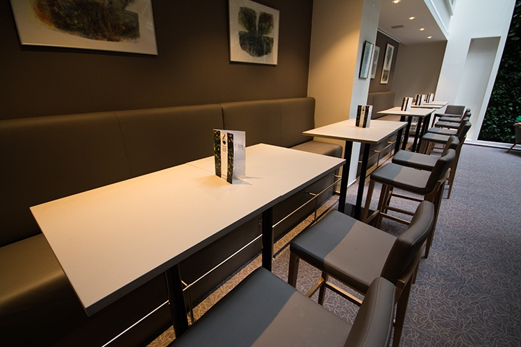 Prostory Fresh Café Medispol